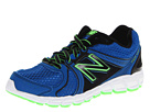 New Balance Kids KJ750 (Little Kid/Big Kid) (Vision Blue)
