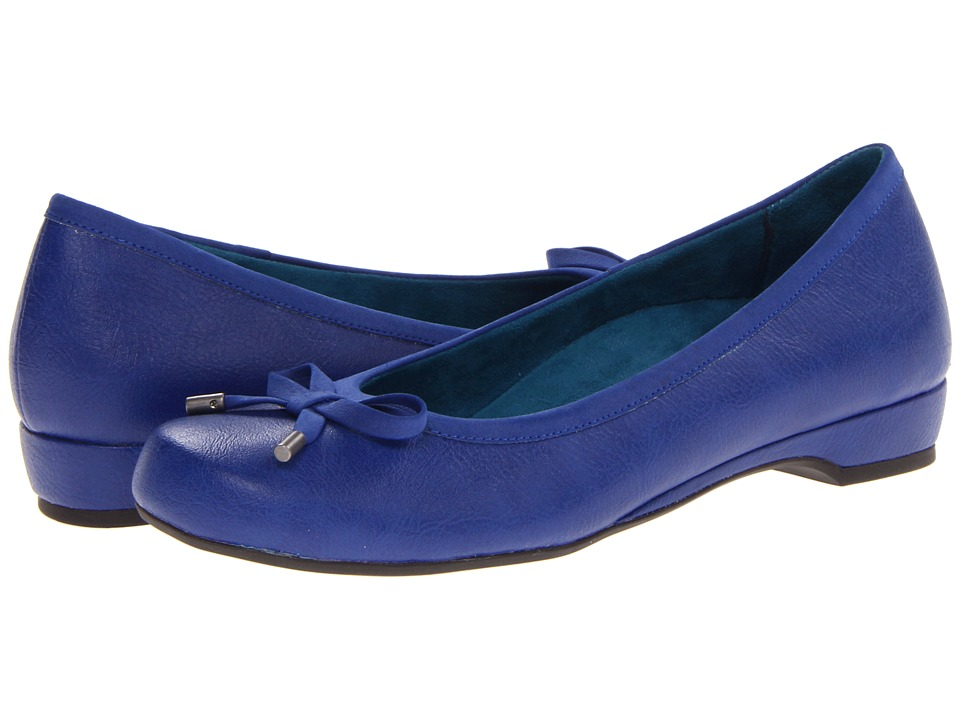 VIONIC - Olivia Casual Flat (Cobalt/Cobalt/Academy) Women's Shoes