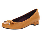 VIONIC with Orthaheel Technology Olivia Casual Flat (Mustard)