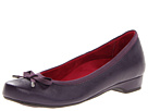 VIONIC with Orthaheel Technology Olivia Casual Flat (Purple)