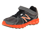 New Balance Kids KV750V2 (Infant/Toddler) (Grey/Orange)