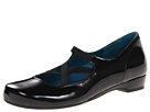 VIONIC with Orthaheel Technology Ava Casual Flat (Black Patent)