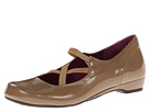 VIONIC with Orthaheel Technology Ava Casual Flat (Natural Patent)