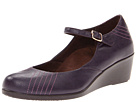 VIONIC with Orthaheel Technology Amelia Wedge (Purple)