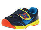 New Balance Kids KV103 (Infant/Toddler) (Blue/Yellow)