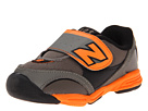 New Balance Kids KV103 (Infant/Toddler) (Silver/Orange)