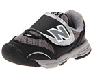 New Balance Kids KV103 (Infant/Toddler) (Black/Silver)