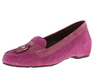 VIONIC with Orthaheel Technology Florence Tassel Flat (Pink)