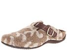 VIONIC with Orthaheel Technology Flores Textile Mule (Brown)