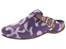 VIONIC with Orthaheel Technology Flores Textile Mule (Purple)