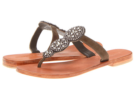 Shop Charles by Charles David online and buy Charles by Charles David Uptown Grey-Brown-White Shoes - Charles by Charles David - Uptown (Grey/Brown/White) - Footwear: These sleek sandals are sure to get you noticed in all the right ways! ; Thong-style construction. ; Leather upper with bead detail. ; Leather lining. ; Lightly cushioned leather footbed. ; Leather sole. ; Imported. Measurements: ; Heel Height: 1 2 in ; Weight: 6 oz ; Product measurements were taken using size 8, width M. Please note that measurements may vary by size.