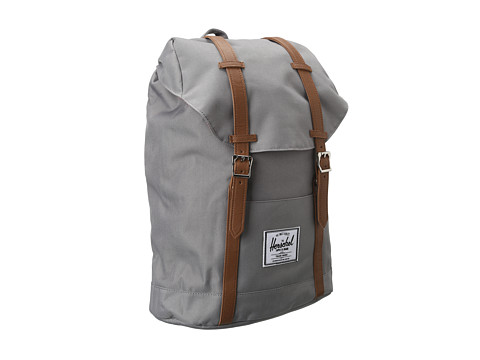 544cbbc12f9 ... UPC 828432018741 product image for Herschel Supply Co. Retreat (Grey)  Backpack Bags