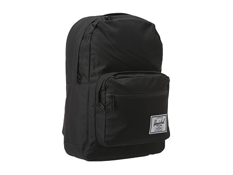 Herschel Supply Co. - Pop Quiz (All Black) Backpack Bags