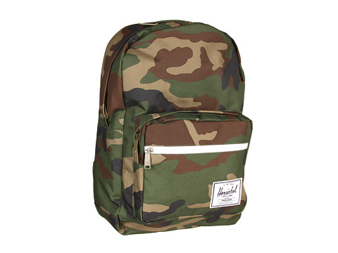 Herschel Supply Co. - Pop Quiz (Woodland/Camo) Backpack Bags