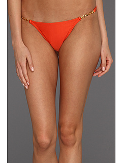 SALE! $34.99 - Save $65 on Vix Solid Detail Brazilian Bottom (Orange) Apparel - 65.01% OFF $100.00