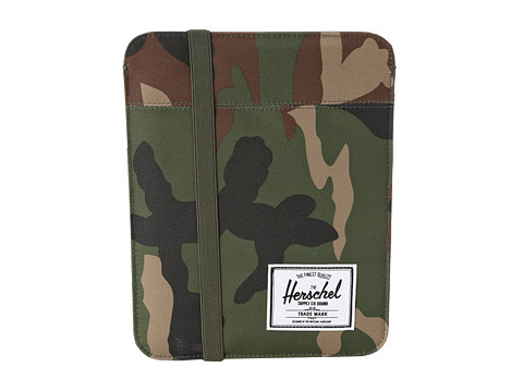 Herschel Supply Co. - Cypress Sleeve (Woodland Camo) Computer Bags