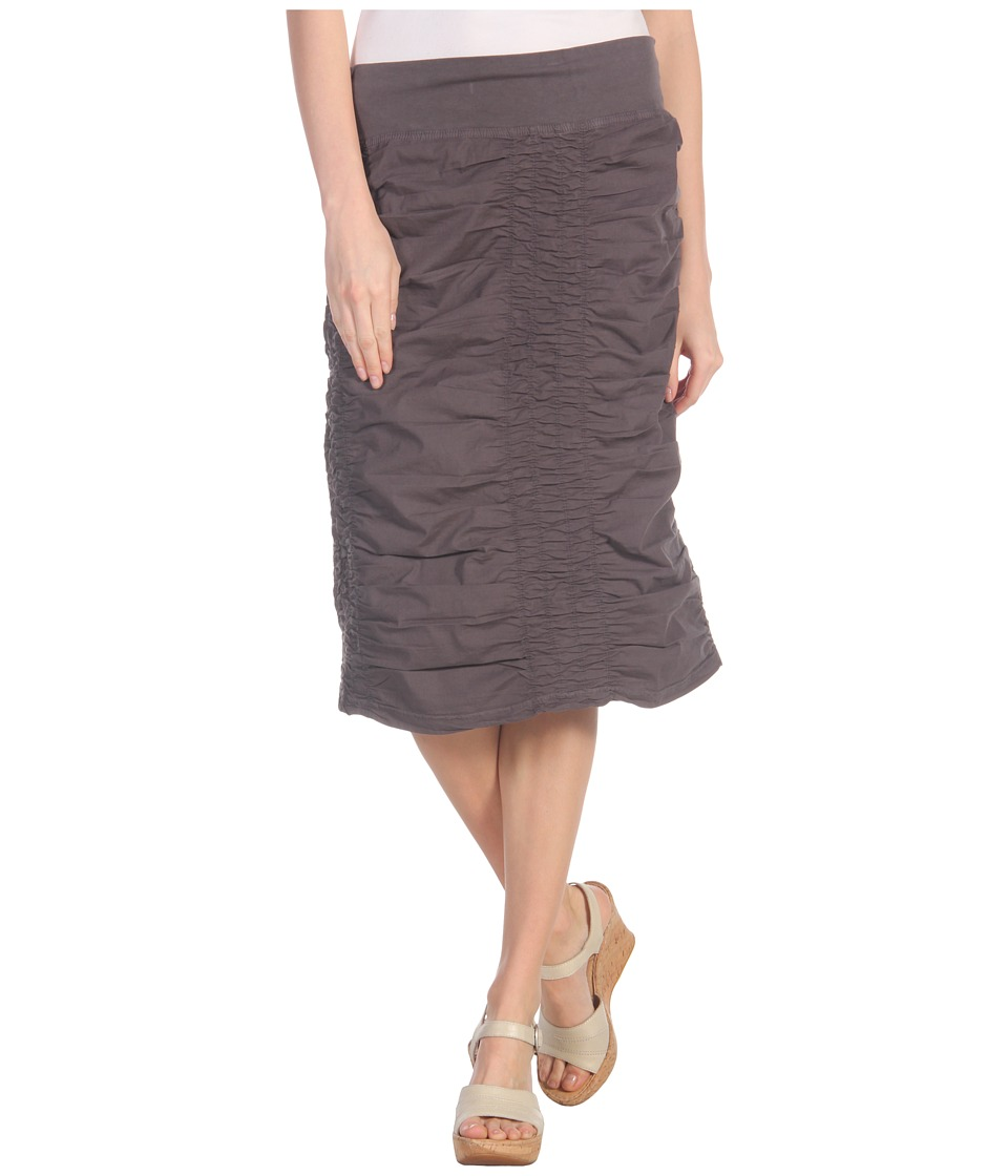 XCVI - Trace Back Skirt (London Grey) Women's Skirt
