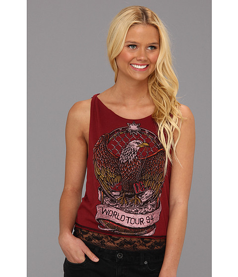 DC - Elle (Ruby Wine) Women's Sleeveless