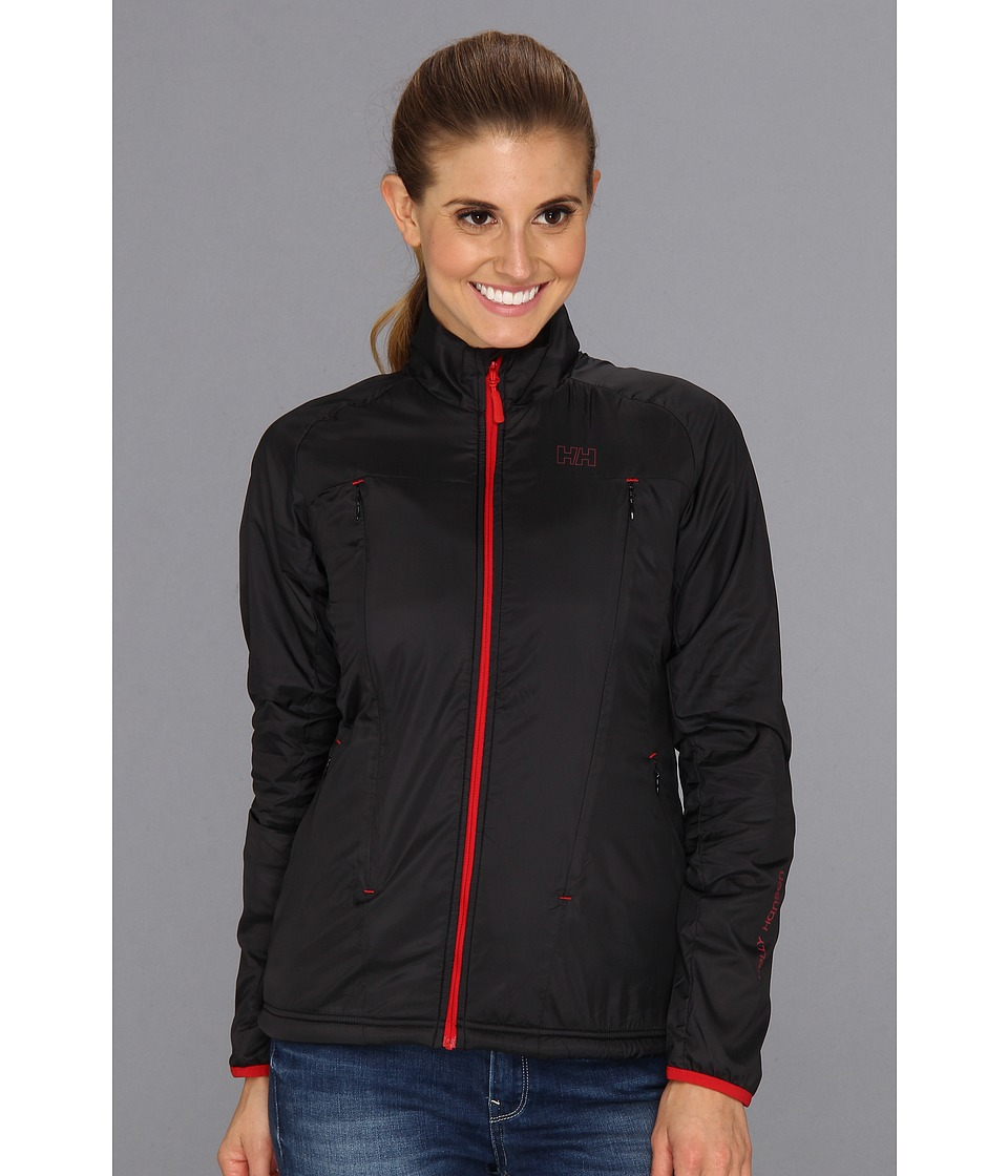 Helly Hansen - H2 Flow Jacket (Black) Girl's Jacket