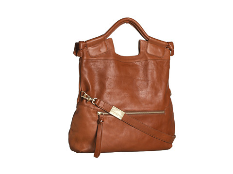 Foley & Corinna - Mid City (Whiskey) Tote Handbags