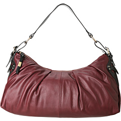 SALE! $216.99 - Save $178 on Foley Corinna Equestrian O S Hobo (Plum) Bags and Luggage - 45.07% OFF $395.00