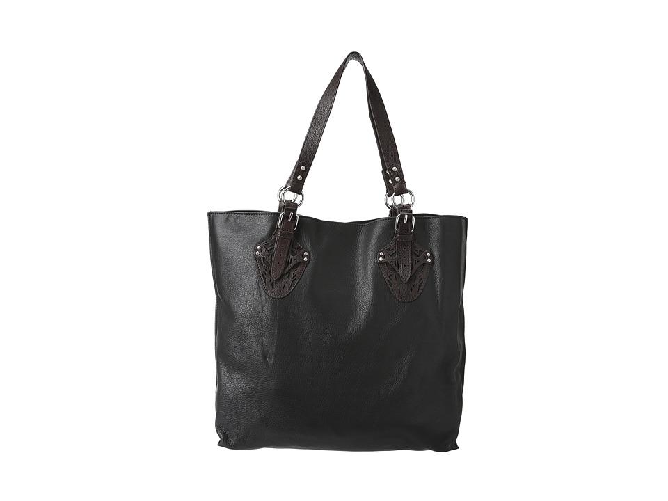 Foley & Corinna - Equestrian Tote (Black) Tote Handbags
