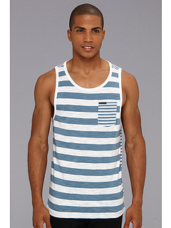 SALE! $15.99 - Save $16 on Quiksilver Heron Pocket Tank (White) Apparel - 50.03% OFF $32.00