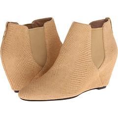 DKNY Georgia (Sand Snake Nubuck) Footwear