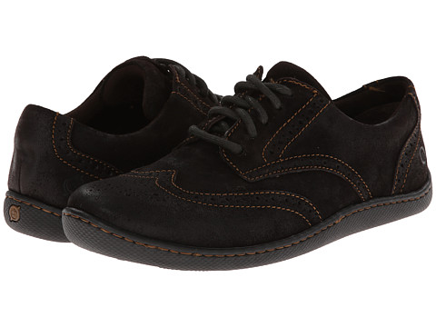 Born Whalen (Mocca (Dark Brown) Suede) Men's Lace up casual Shoes