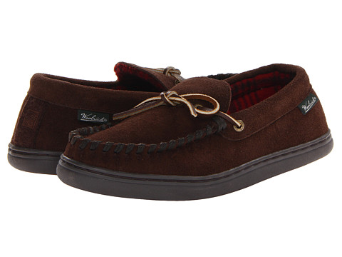 Woolrich - Potter County (Wood) Men's Slippers