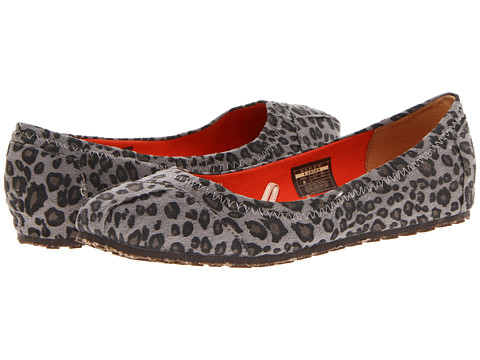 Roper - Ballerina Prints (Black) Women's Flat Shoes