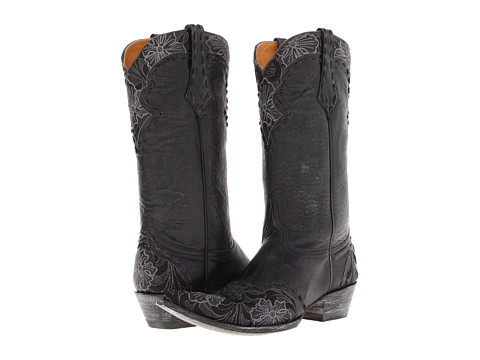 Old Gringo - Erin (Vesuvio Black) Women's Pull-on Boots