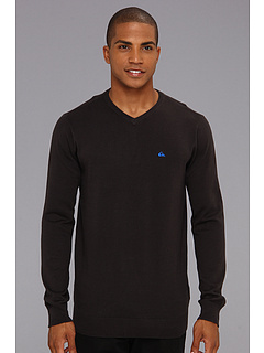 SALE! $16.99 - Save $38 on Quiksilver Brain Washer Sweater (Dark Charcoal) Apparel - 69.11% OFF $55.00
