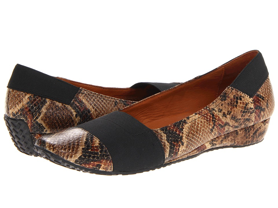 Gentle Souls - Iso Kix (Snake) Women's Flat Shoes