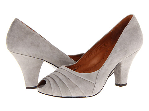 Gentle Souls - Rem Gem (Grey) High Heels