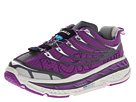 Hoka One One Stinson Tarmac (Dewberry/Orchid/Grey) Women's Running Shoes
