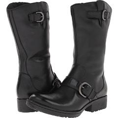 Born Beryl (Black Full Grain) Footwear
