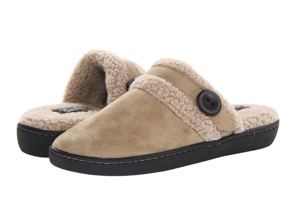Woolrich - Kettle Creek (British Tan) Women's Slippers