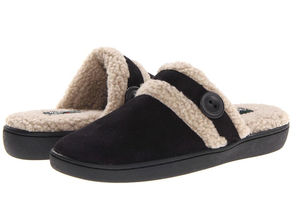 Woolrich - Kettle Creek (Black) Women's Slippers