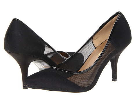 C Label - Obey-8 (Black) High Heels