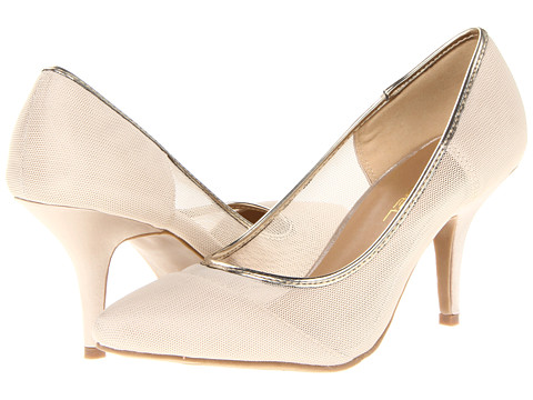 C Label - Obey-8 (Cream) High Heels