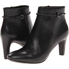 ECCO Nephi Bootie (Black Leather) Footwear
