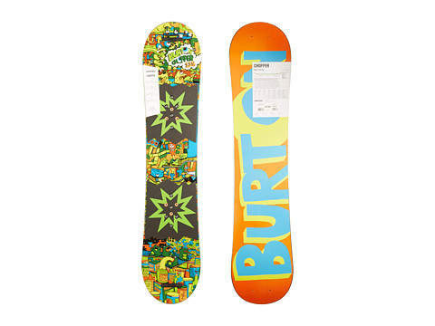 Burton - Chopper Youth 115cm (2013) (N/A) Snowboards Sports Equipment