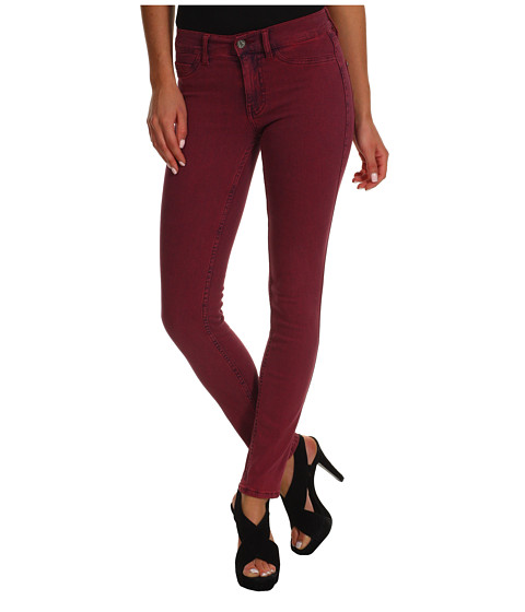 MiH Jeans Bonn High Rise Super Skinny in Red (Red) Women's Jeans