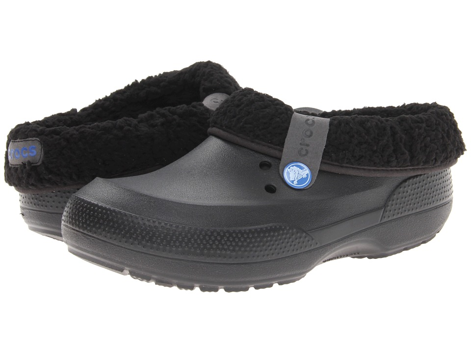 Crocs - Blitzen II Clog (Black/Black) Clog Shoes