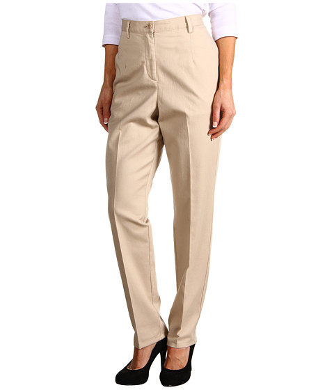 Pendleton - Petite Everyday Chino (Oxford Tan Twill) Women's Casual Pants