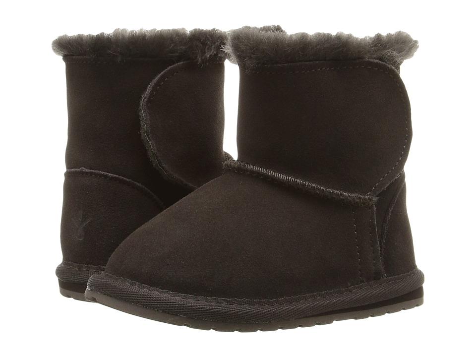 EMU Australia Kids - Toddle (Infant) (Chocolate) Kids Shoes