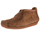 Clarks - Redland (Sand Suede) - Clarks Shoes