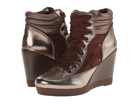 VOLATILE - Panera (Bronze) Women's Lace-up Boots