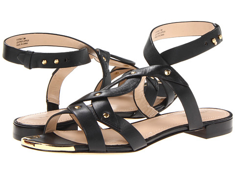 Pour La Victoire - Kassia Casual (Black Vachetta) Women's Sandals promo code 2016